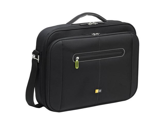 "Case Logic Black 18"" Laptop Briefcase Model PNC-218"