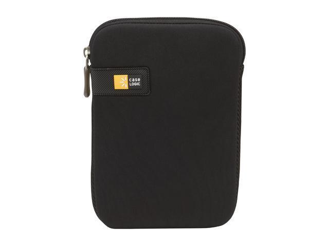 "Case Logic Black 7"" Tablet Sleeve Model LAPST-107"
