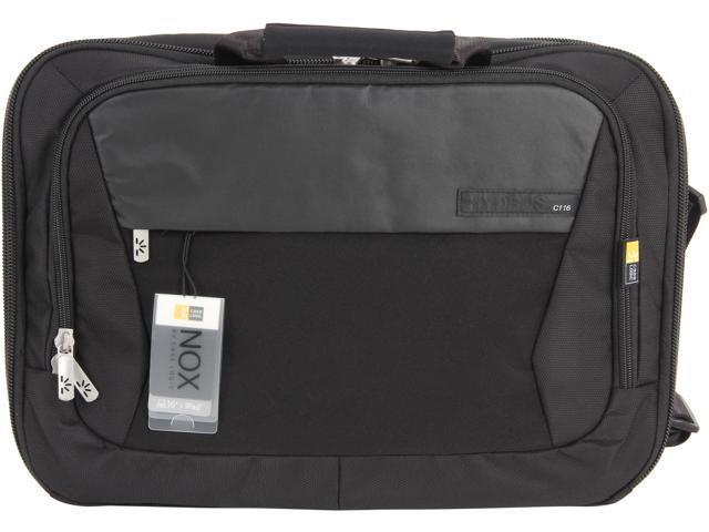 "Case Logic Black Hydrus 16"" Laptop Case Model NOXC-116"