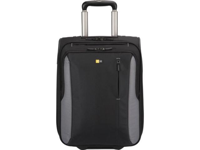 "Case Logic Black 18"" Rolling Upright Model VTU-218"