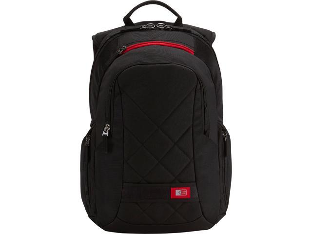 "Case Logic Black 14"" Laptop Backpack Model DLBP-114-BLACK"