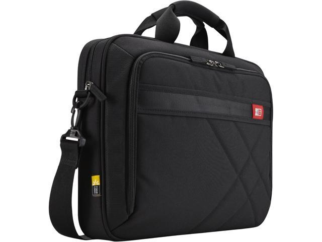 "Case Logic Black 15.6"" Laptop and Tablet Case Model DLC-115"