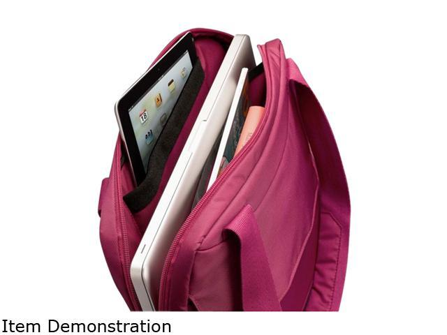 "Case Logic Amaranth 14"" Laptop and 10.1"" Tablet Tote Model MLT-114AMARANTH"