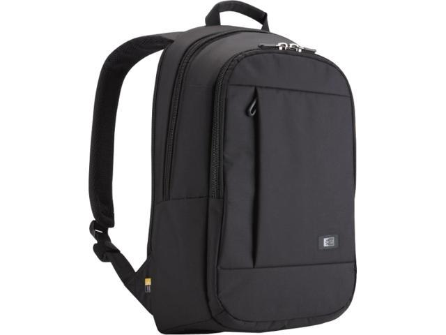 "Case Logic Black 15.6"" Laptop Backpack Model MLBP-115"