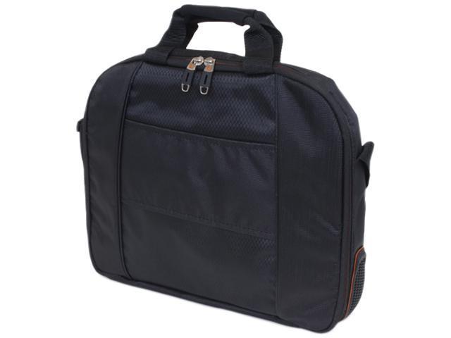 Samsonite Black Quantum Checkpoint Friendly Slim Laptop Bag Model 42360-1041