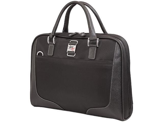 "Mobile Edge Black 13"" Women's Netbook Briefcase Model MEUEWBC"