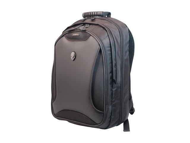 """Mobile Edge Black 17.3"""" Alienware Orion ScanFast Checkpoint Friendly Backpack Model ME-AWBP2.0"""