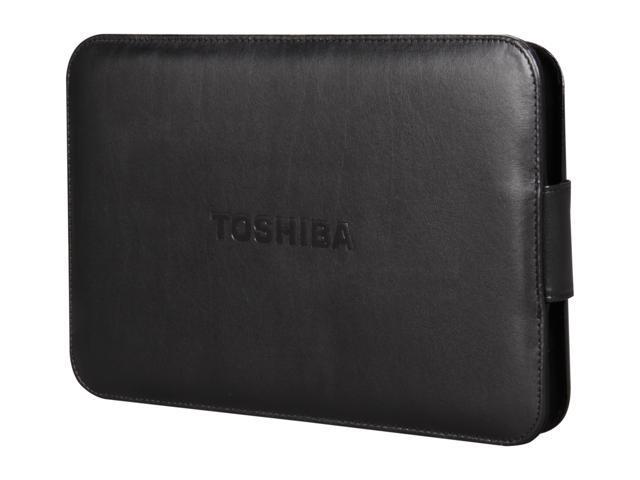 TOSHIBA Black Portfolio 360 Case for Toshiba 10
