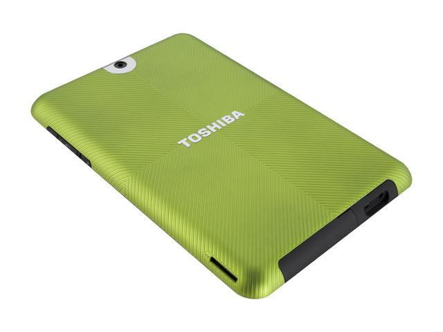 "TOSHIBA 10.1"" Tablet Colored Back Cover - Green Apple PA3966C-1EAG"
