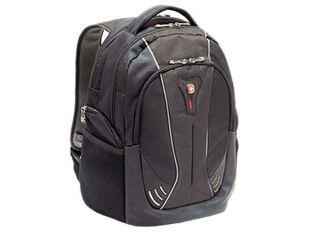 "SwissGear Black Jupiter 16"" Notebook Backpack Model GA-7371-02F00"