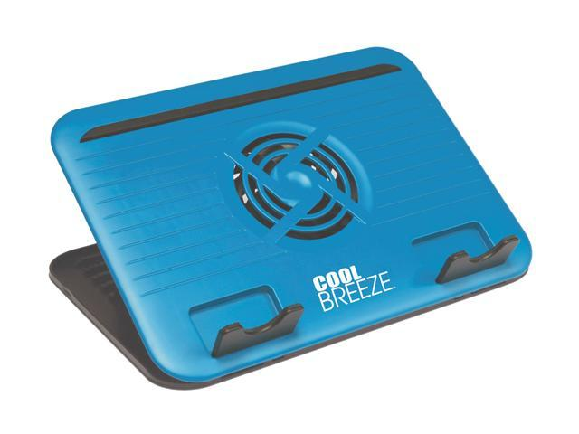 PC Treasures Cool Breeze Cooling Stand For Netbooks - Sky Blue 07215