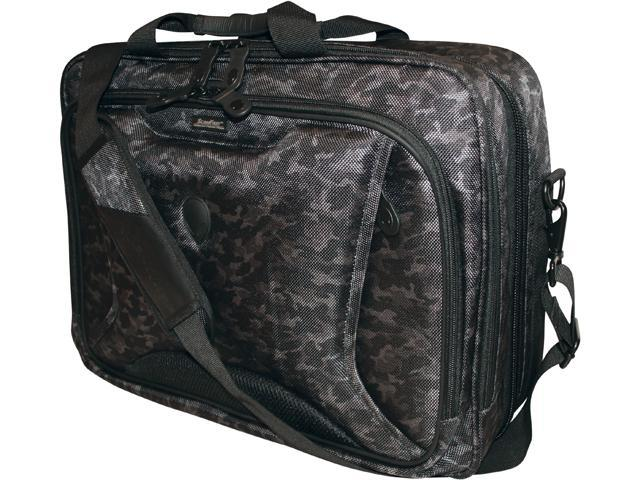 Mobile Edge Black Alienware Orion Tactical M17x Briefcase - ScanFast Model AWBC17C