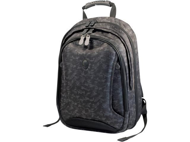 Mobile Edge Black Alienware Orion Tactical M17x Backpack - ScanFast Model AWBP17C