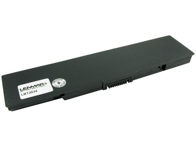 Lenmar LBT3534 Replacement Battery for Toshiba Laptop Computers