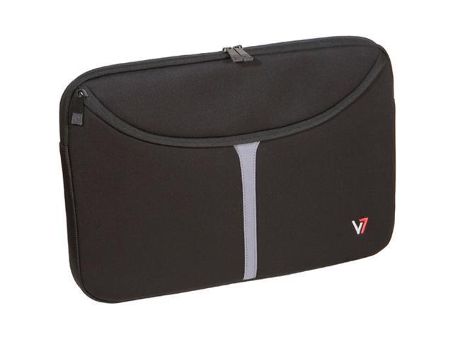 "V7 Black with red accents 16"" Professional Sleeve Model CSP1-9N"