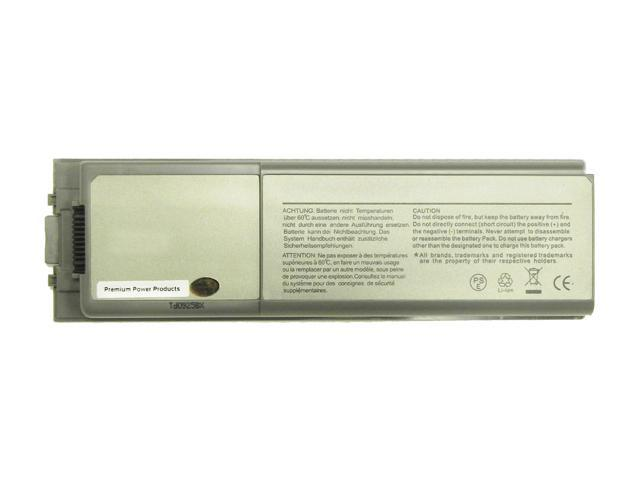 eReplacements 312-0083-ER Notebook Battery For selected Dell Notebooks