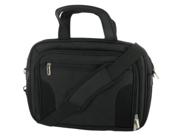 rooCASE Black Notebook Case Model RC-NHB10-BG10-BK