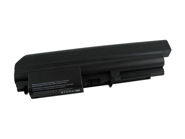 V7 IBM-T61E14V7 Replacement Notebook Battery for ThinkPad 14W - R400, R61, T400, T61 Series