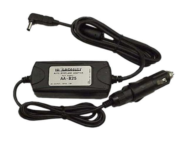 Battery-Biz AA-B25 Notebook computer slim line auto/air adapter