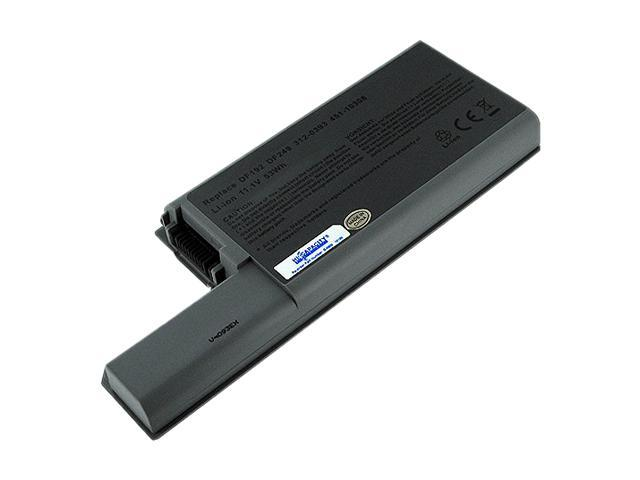 Battery-Biz B-5908 Laptop Battery for Dell Latitude D531 D820 D830