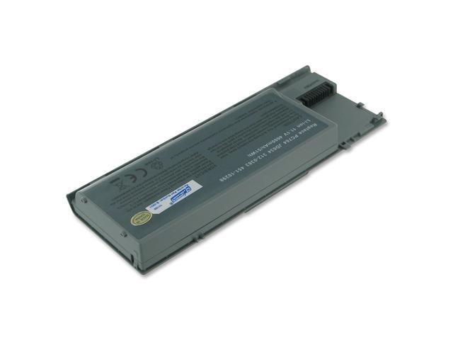 Battery-Biz B-5831 Laptop Battery for Dell Latitude D620 D630