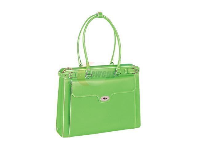 """McKlein Green 15.4"""" WINNETKA W Series Ladies' Briefcase Model 94831"""