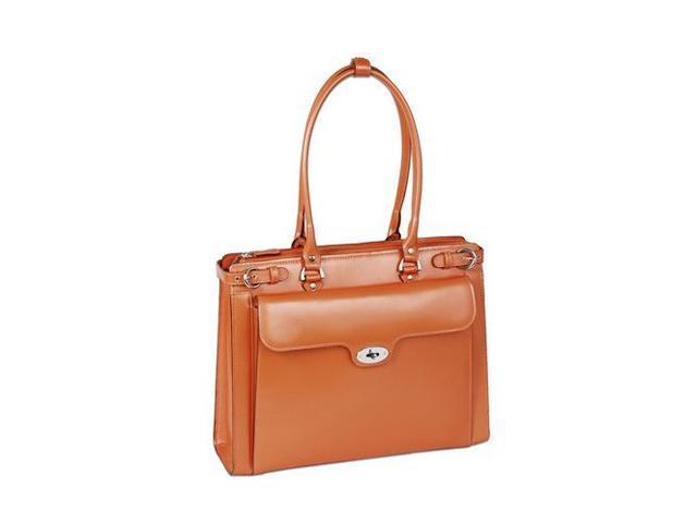 """McKlein Pink 15.4"""" WINNETKA W Series Ladies' Briefcase Model 94839"""
