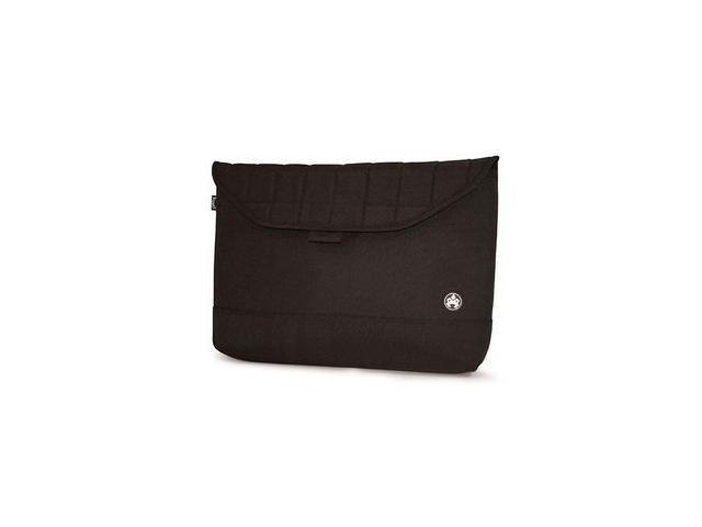 "Sumo Black 17"" MacBook Pro Sleeve with Black Stitching Model ME-SUMO88171"