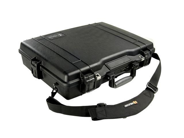 Pelican Black 1495CC1 Deluxe Laptop Case Model 1495-003-110