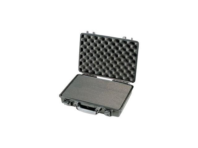 Pelican Black 1470 Laptop Case w/ Foam Model 1470-000-110