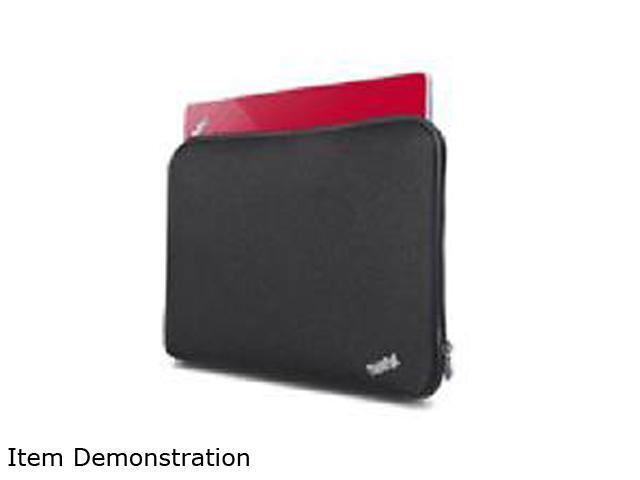 lenovo Black/Red Notebook Case Model 57Y4294