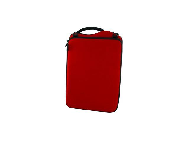 Cocoon Red Neoprene Laptop Case - Up to 15.4