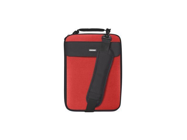 """Cocoon Racing Red NoLita II Neoprene Laptop Sleeve Up To 13"""" Laptops Model CLS358RD"""