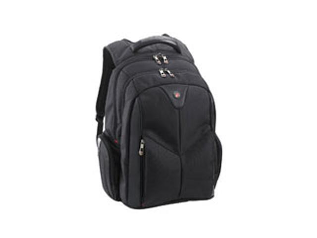 Targus Black Corporate Laptop Backpack - 15.4