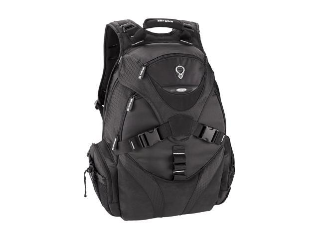 Targus Black Voyager Laptop Backpack - 17
