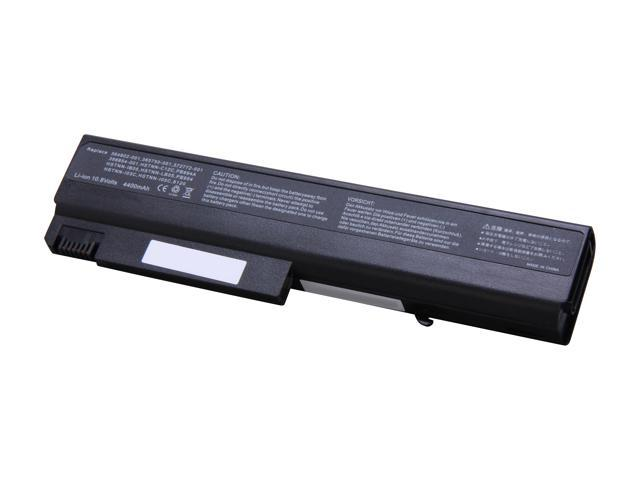 Worldcharge 6-Cell Notebook Battery for HP Notebooks nc6325 6510b 6710s 6715b NC6100 NC6200