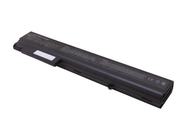 Worldcharge 8-Cell Notebook Battery for HP HP Business Notebook 7400, 8200, 8400, NC8200, 8510P, 8510W, 8710P, 8710W