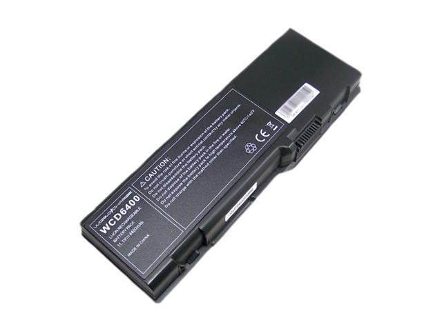 WorldCharge WCD6400 Li-ion Battery for Dell Laptops