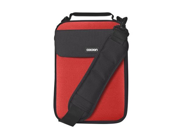 Cocoon Racing Red Neoprene Sleeve Fits Up To 10.2