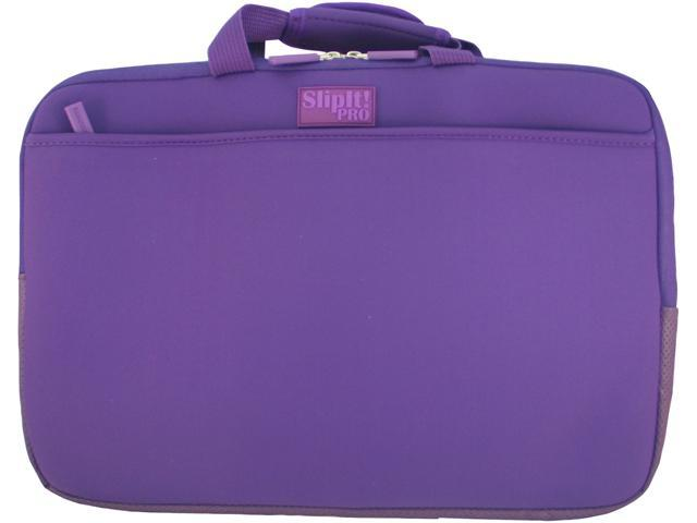 "PC Treasures Purple 15.6"" SlipIt! Pro Notebook Case Model 07634"