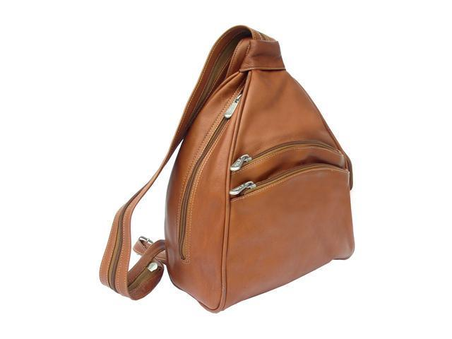 Piel LEATHER 9932 Two-Pocket Sling Saddle