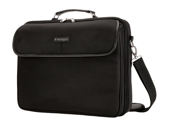 Kensington Black SP30 Clamshell Case Laptop Case - 15.6
