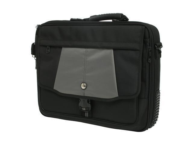"Targus Black/Gray Platinum Blacktop 17"" Standard Laptop Case Model CPT301US"