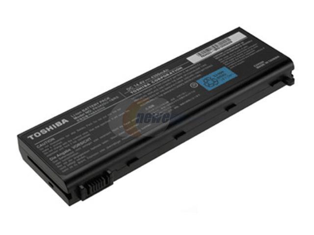 TOSHIBA PA3506U-1BRS Primary 8-Cell Li-Ion Battery Pack