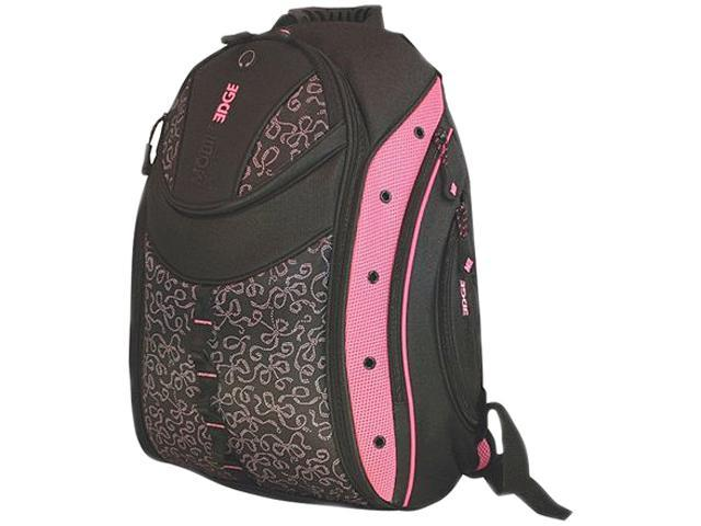 "Mobile Edge Pink Express Laptop Backpack - 16"" PC/17"" MacBook Model MEBPEX1"