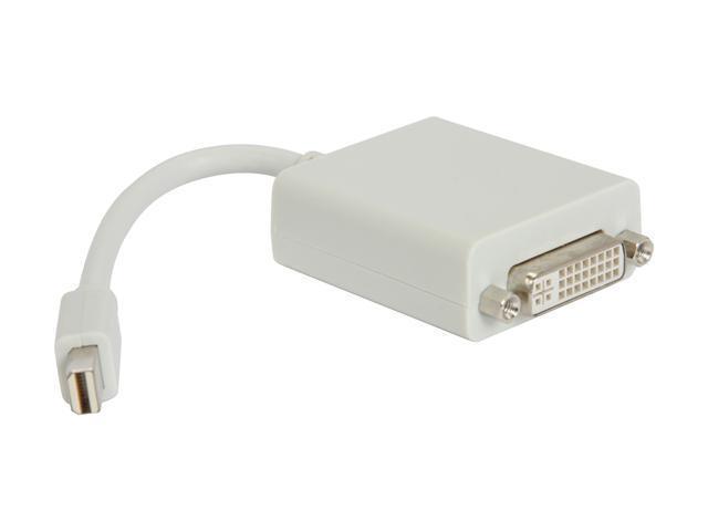 Kanex iAdapt Mini DisplayPort to DVI-D Single Link Adapter Model IADAPTDVI