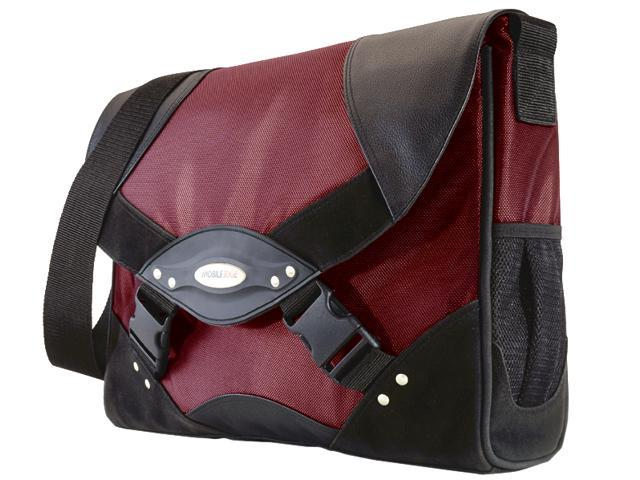 Mobile Edge Red Select Laptop Messenger - 15.4