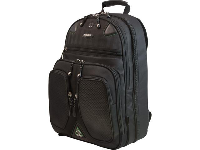 "Mobile Edge Black 17.3"" ScanFast Checkpoint Friendly Backpack 2.0 Model MESFBP2.0"