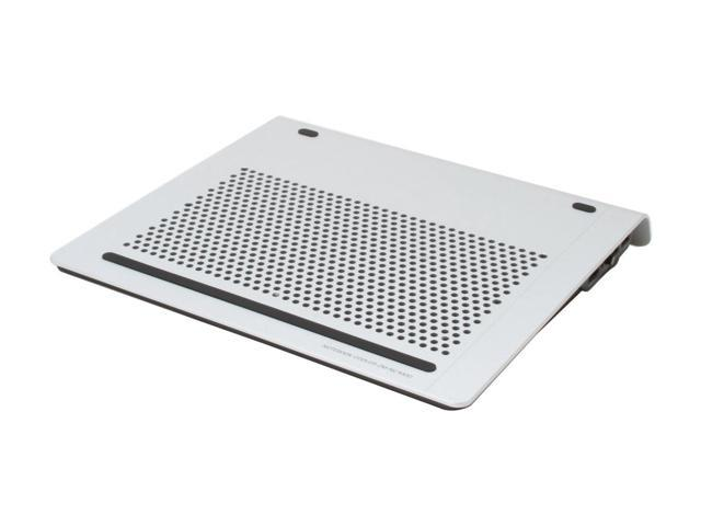 ZALMAN Ultra Quiet Notebook Cooler Model ZM-NC1000 Silver
