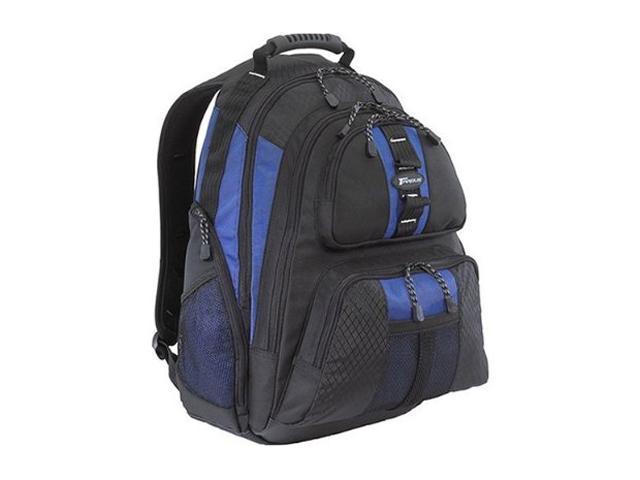 """Targus Blue/Black 15.4"""" Sport Laptop Backpack Model TSB215"""